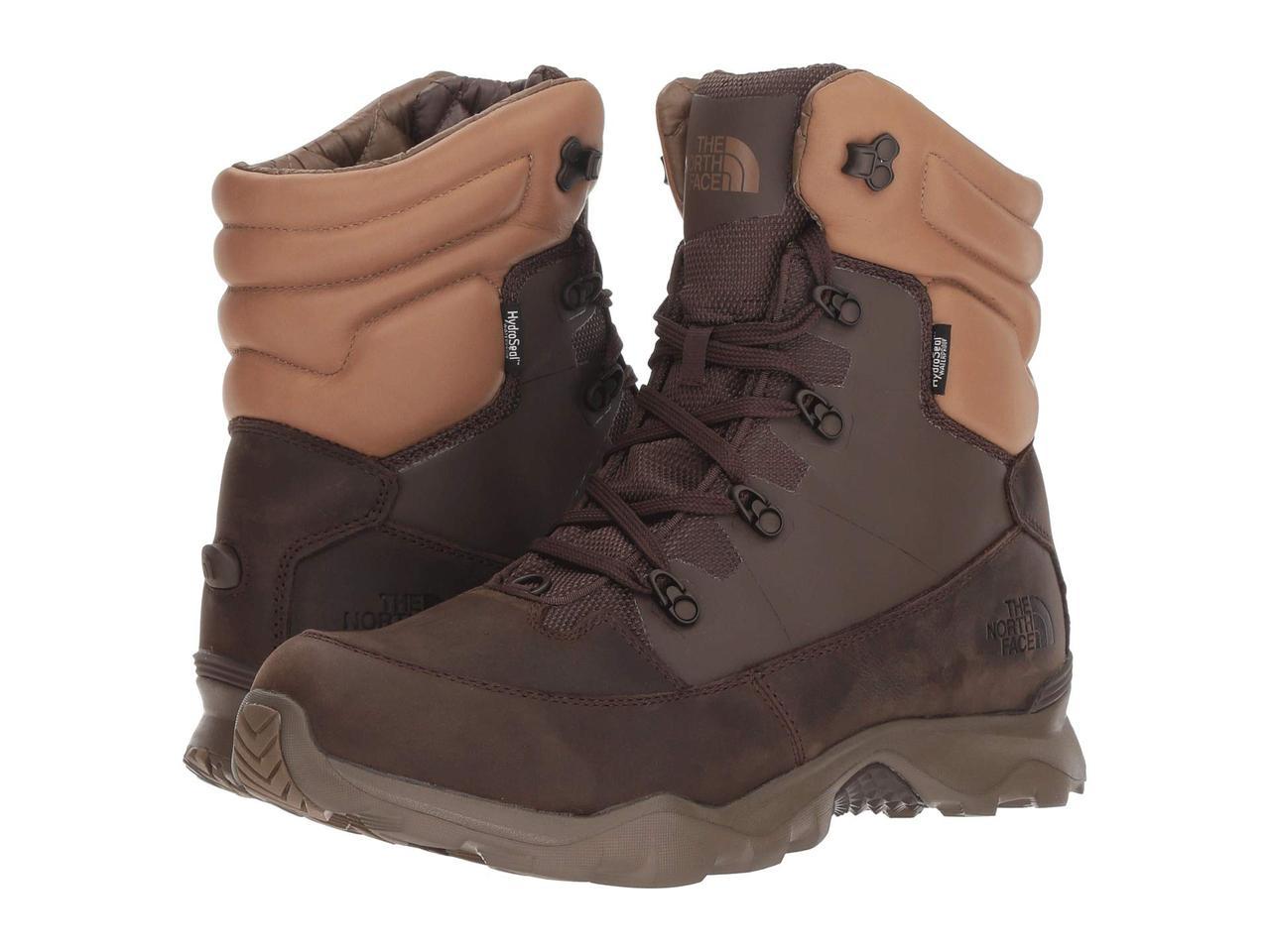Ботинки/Сапоги (Оригинал) The North Face ThermoBall™ Lifty Chocolate Brown/Cargo Khaki