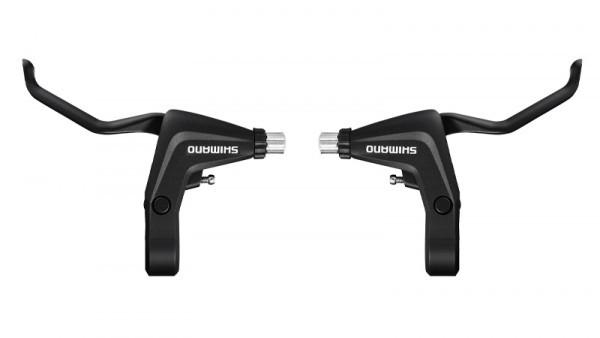 Тормозные ручки Shimano Alivio BL-T4000, черные