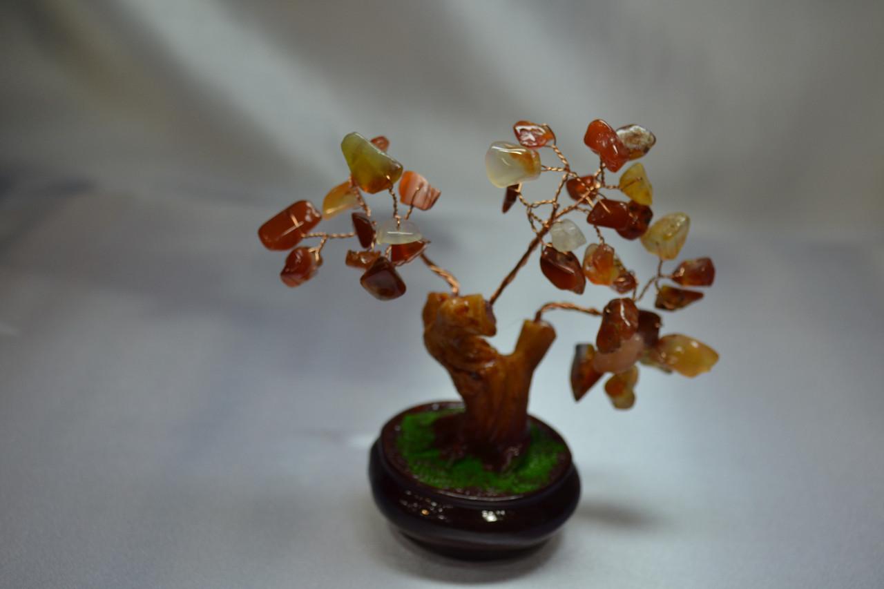 """Дерево счастья """"Сердолик"""""""