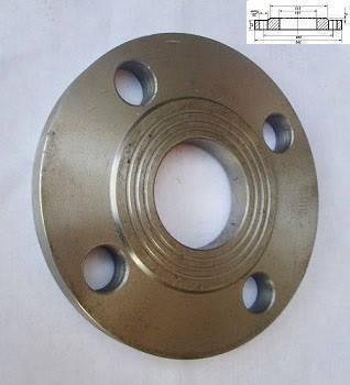 Фланець сталевий 50/10 ГОСТ 12820-80, фото 2