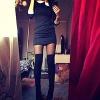 """Платье """"Школьница"""" черное"""