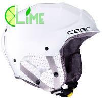 Шлем горнолыжный  BLAST DELUXE WhiteCol