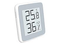 Цифровой термометр-гигрометр Xiaomi Mijia Miaomiaoce  Белый