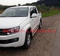 Пороги C2 для VW Amarok, фото 1