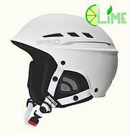 Шлем горнолыжный BOOM CASCO SCI MattWhite