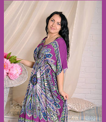 Платье домашнее  штапельное