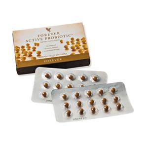 Лучший пробиотик содержит 6 штаммов активных бактерий. Форевер Активный Пробиотик.30 капсул,США