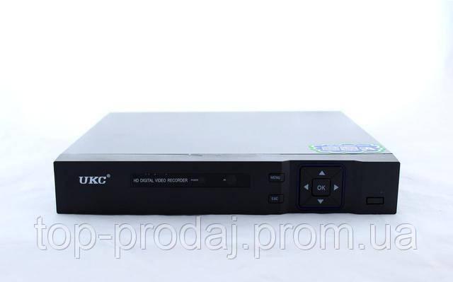 Регистратор DVR CAD 1216 AHD 16ch, Горизонтальный регистратор видеоизображения, Регистратор видеонаблюдения