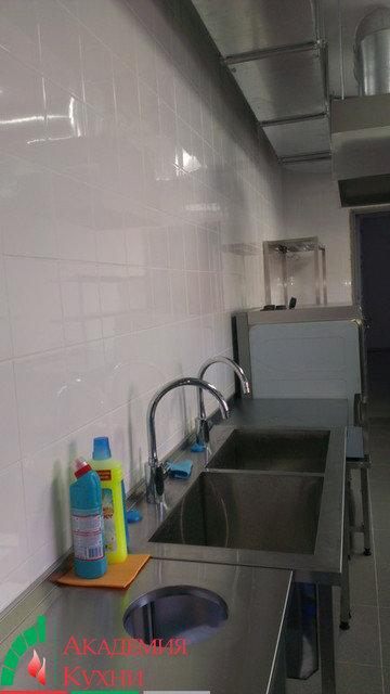 Ванны моечные из нержавеющей стали