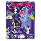 Кукла Рарити и пони My Little Pony Equestria Girls Rarity Doll and Pony Set, фото 4