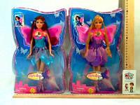 Кукла DEFA с крыльями, 2 вида, свет.