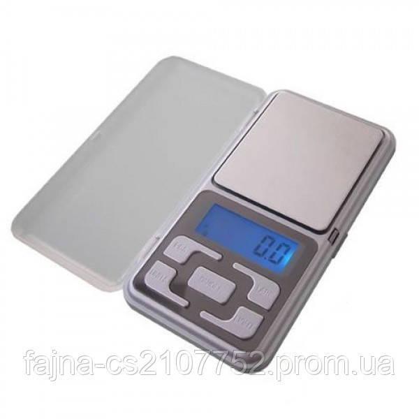 Весы электронные цыфровые ювелирные карманные Ваги ювелірні