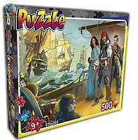 "Пазлы  ""Пираты"""