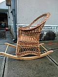 """Кресло-качалка """"Изысканная""""  , фото 3"""