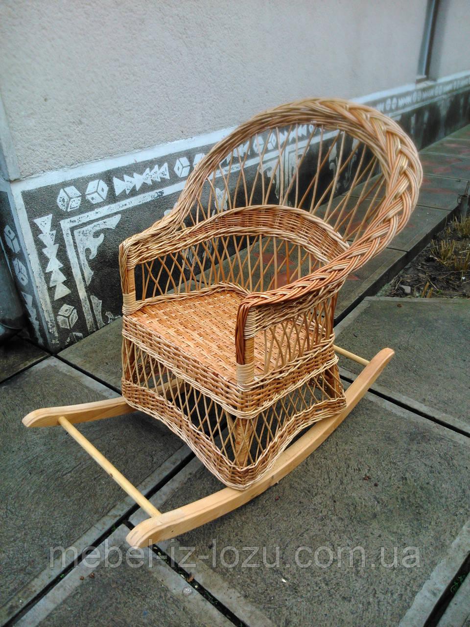 """Кресло-качалка """"Изысканная"""""""