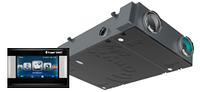 Frapol OnyX Sky 800 - приточно вытяжная установка с рекуперацией тепла