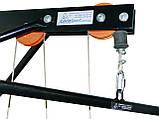 Силовой тренажер верхняя+нижняя тяги HOME, фото 2
