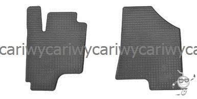 Коврики резиновые в салон Hyundai IX35 10-/Kia Sportage 10- 2шт. Stingray