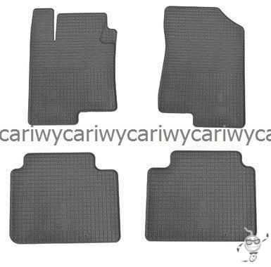 Коврики резиновые в салон Hyundai Sonata NF 05-/YF 11-/Kia Magentis 06-/Optima 12- 4шт. Stingray