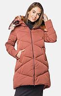 Женская красная куртка MR520 MR 202 2690 0818 Terracotta