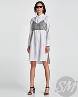 f3db8660ab0a34c Рубашки Zara в категории платья женские в Украине. Сравнить цены ...
