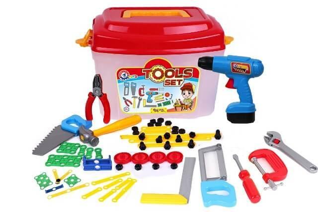 Игровой Набор инструментов 4395 ТехноК