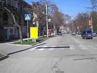 Сити-лайт на ул. Генерала Петрова