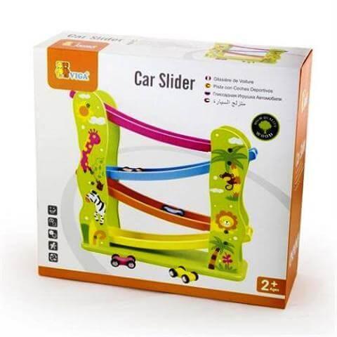 Деревянный Автотрек 59610 Viga Toys