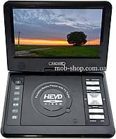 """Портативный ДВД DVD плеер 911 TV тюнер+USB 9,8"""""""