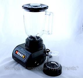 Блендер кухонный Domotec MS 9099. Мощность: 250W. Блендер для измельчения кофе. В Украине, в Одессе