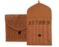 Чехол для носочных спиц (20 см) Orient Sheen-DP KnitPro