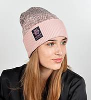 Женская шапка  LaVisio. 619- Пудра