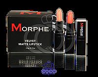 Матовая губная помада Morphe Velvet Matte Lipstick