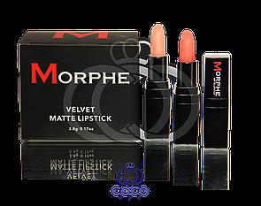 Матовая губная помада Morphe Velvet Matte Lipstick 12 штук