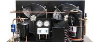 Компрессорно-конденсаторный агрегат 12,4 кВт