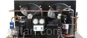 Компресорно-конденсаторний агрегат 12,4 кВт