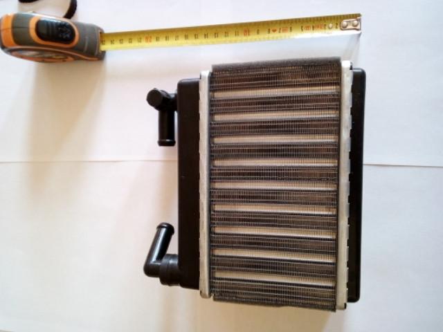 Радиатор Сумской печки салона малый