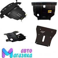 Защита двигателя Ford CourierEco Boost (ДВС+КПП) 2014- (Щит)