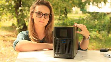 ИБП RITAR RTSW-1500 LCD 12