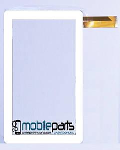 Оригинальный Сенсор (Тачскрин) для планшета Actions ATM7013(Белый)