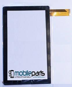Оригинальный Сенсор (Тачскрин) для планшета Actions ATM7013(Черный)