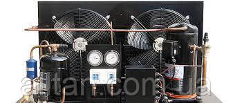 Компресорно-конденсаторний агрегат 17,2 кВт