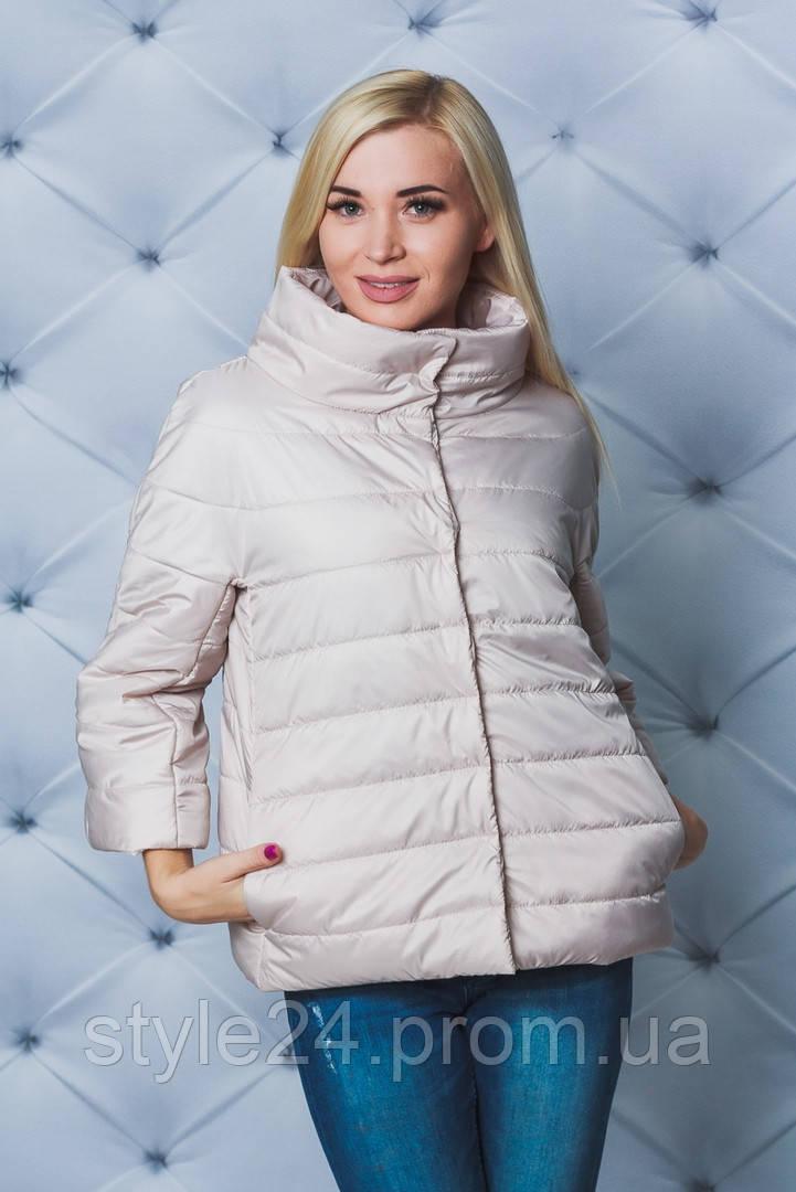 ЖІноча осіння куртка з рукавом 3 4.Р-ри 42-54  продажа e4e4f27b1a162