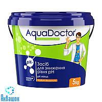 AquaDoctor pH минус 5 кг (гранулы)