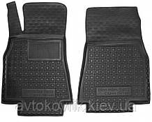 Полиуретановые передние коврики в салон Mercedes A-Class (W169) 2004-2012 (AVTO-GUMM)