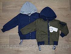 """Куртка для хлопчика на 1-2-3-4-5 років """"S&D Kids"""" Угорщина"""