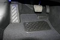 Коврики в салон ворсовые для Mazda CX-9 АКПП 2007-> кросс. 6 шт  NLT.33.16.11.110kh