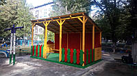 Павильон игровой для детской площадки, фото 1