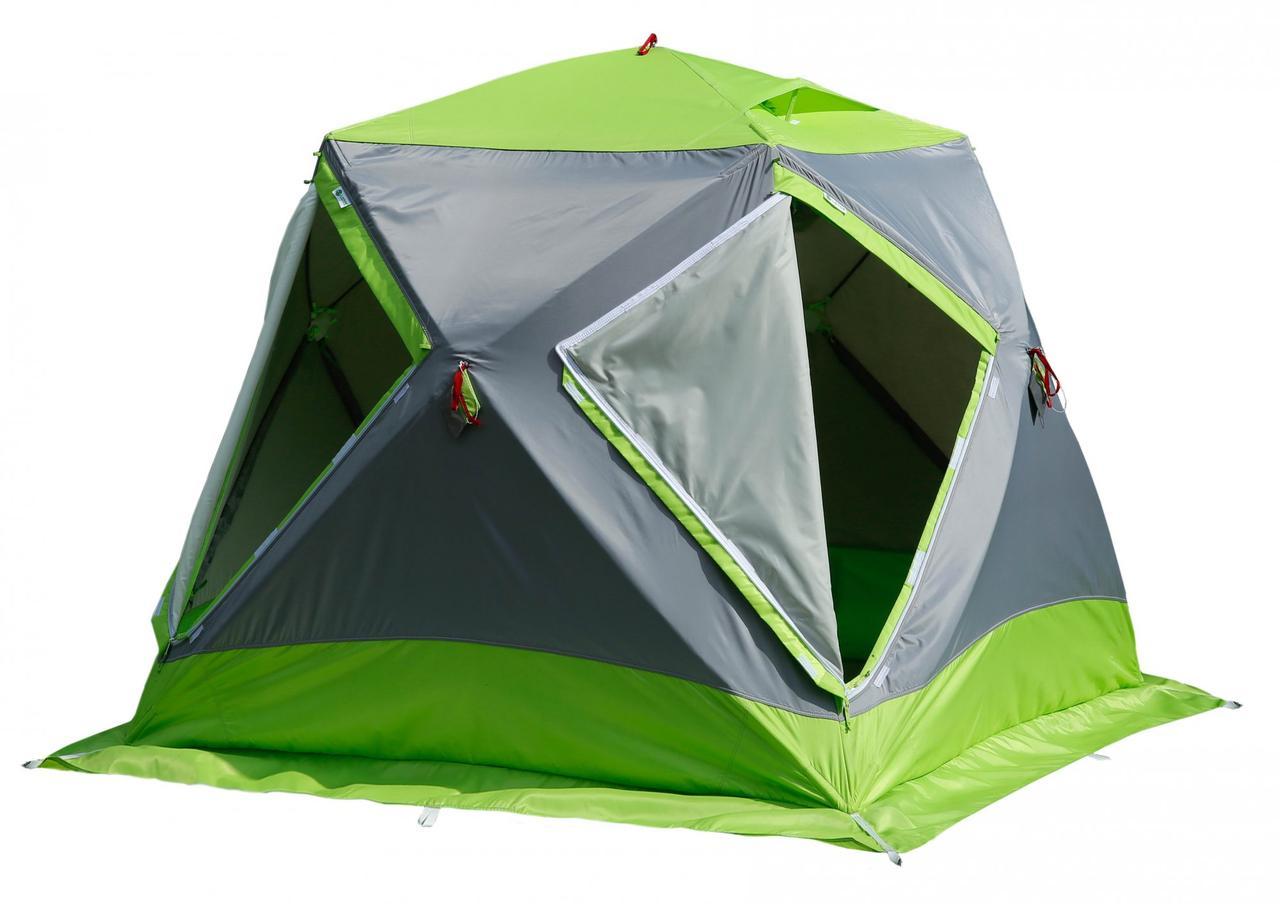 Палатка зимняя Лотос Куб М2 Термо