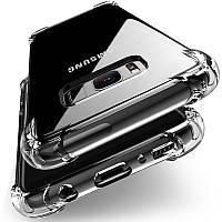 Силиконовый чехол - бампер на  смартфон Samsung Galaxy A8 2018